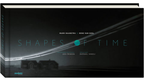 Mark Haanstra Oene van Geel Shapes of Time bookcover